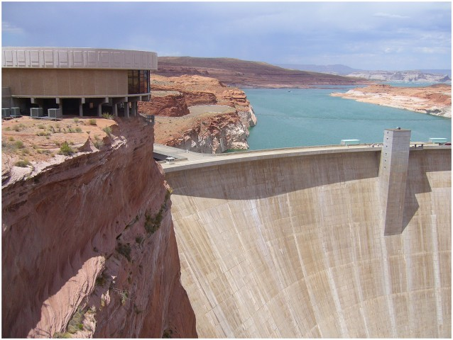 Glen Canyon Dam 1